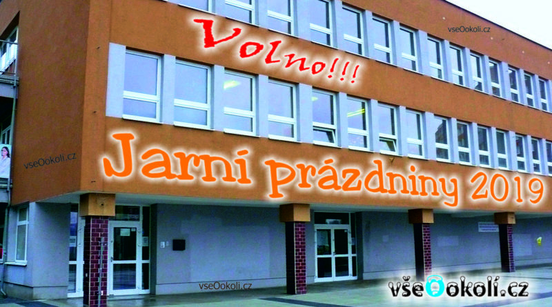 Jarní prázdniny pro všechny Prahy.