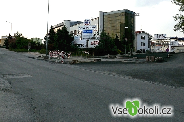 DO pražských Řeporyj se stěhuje stanice technicke konstroly Diskard