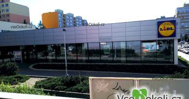 V Praze 6 Řepích se nachází nová prodejna potravin a dolňků.