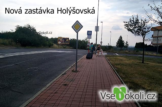 Směr Barrandov a Zbraslav ze Zličína.