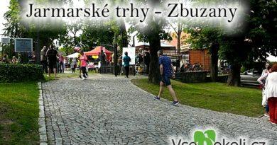 Zbuzany jsou v okresu Praha - západ a Prahy 5.