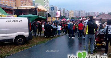 V centrálním parku Lužiny se bude konat koncert pro park.