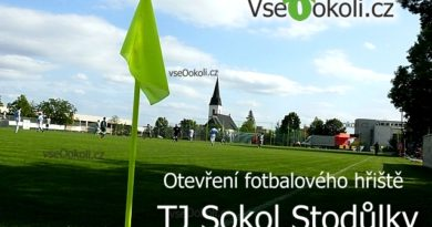 14. 9. 2019 proběhlo slavnostní otevření fotbalového hřiště v Praze 5 ve Stodůlkách.