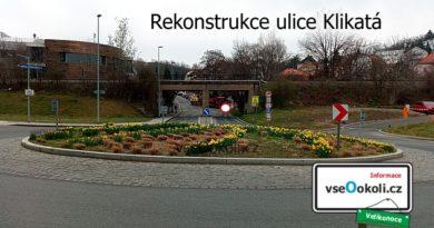 Klikatá oprava silnice. Kousek od Waltrovky a Metra B Jinonice. Od 23. 3. 2020 do 21.3. 2020