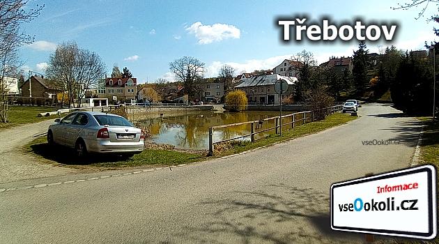Obec Třebotov, Praha - západ