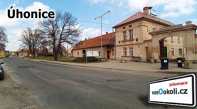 Obec Úhonice, adresa: Obecní Úřad, Na Návsi 24, 252 18 Úhonice, Praha - západ