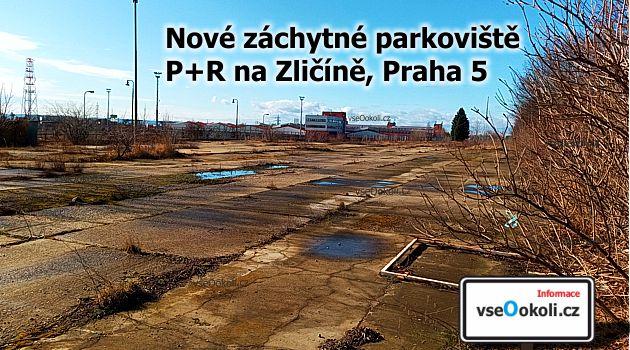 Budpova pro auta bude mít 5 pater a přímou návaznost na metro B. Nová stanice ponese jméno Zličín 2. Prostor byl velice dlouho nepoužíván.