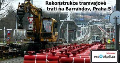Mostní těleso spojuje Smíchovské nádraží a Hlubočepy s Barrandovem. Během první etapy se pracujetaké na 0. etapě pokračování tramvajové trati do Slivence, Praha.