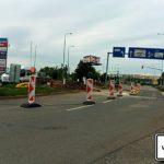 Praha 13, optimalizace vozovky a průchodu v nových Butovicích
