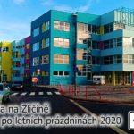 Škola na Zličíně se otevře v září roku 2020.