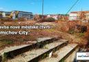 Na Smíchově, Praha 5 vznikne nový bytový a kancelářský komplex Smíchov City.