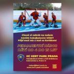 Nábor do hokejbalového týmu na Praze 13. HC Kert Praha