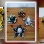Ručně vyráběné věnce a dekorační věci pro zkrášlení vašeho domova.