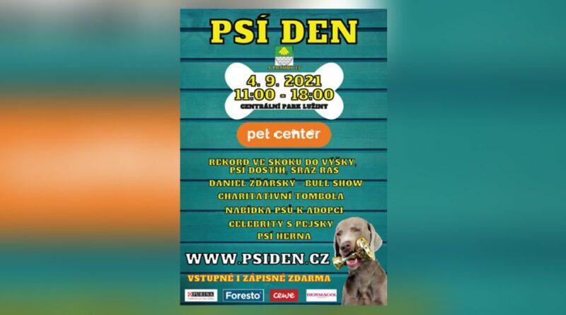 Den psa je psí den na Lužinách. Rekordní sčítání všech zúčastněných psů